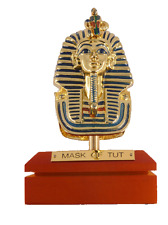 **Rare** King Tutankhamun Mask Statue Replica, Fine Ancient Egyptian Statues