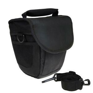Camera Case Bag For Canon EOS 2000D Nikon D3500 DSLR Camera with 18-55mm