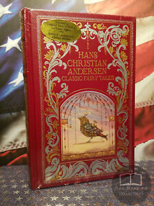 NEW SEALED Hans Christian Andersen Classic Fairy Tales (100) Leather Edition
