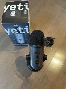 Blue Yeti usb microphone Lunar Grey