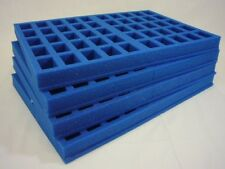 KR Multicase, wargaming figure case & foam trays carry 200 troops (KRM-M4S)