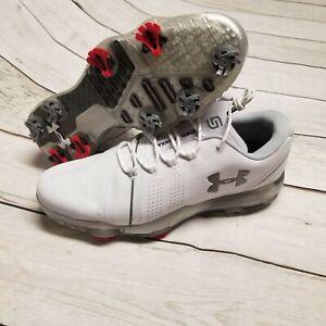 Under Armour Jordan Speith 3 Golf Shoes Men's Size 8.5 3021204-102