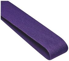 10x PURPLE Medal Ribbon / Lanyard with Gold clip GREAT VALUE 22mm wide