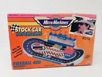 Micro Machines Vintage Galoob Stock Car Superstars Richard Petty Good Condition