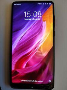 Xiaomi Mi Mix 2S Black Dual SIM 64GB 6GB RAM (Display beschädigt)