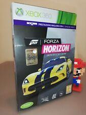 Forza Horizon Limited edition Xbox 360 Pal Italian version like new come nuovo