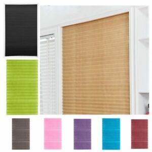 Curtains Bathrooms Self-Adhesive Windows Half Blackout Balcony Shades Skylight