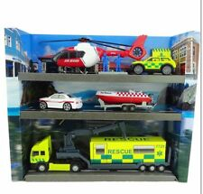 Teamsterz Rapid Reaction Emergency Car truck Ambulance Sea Air Rescue