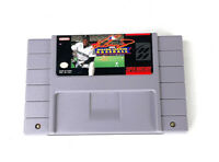 Ken Griffey Jr. Presents Major League Baseball SNES Super Nintendo 1994 No Box