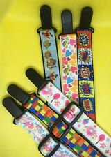 Clip on Strap for School Bookbag/Accessories/Kids/School/Scooter/Bike/UK Made