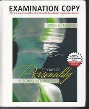 Theories of Personality A Zonal Perspective John Berecz 2009 Hardcover Textbook
