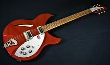 Rickenbacker 330 outfit in ruby with free U2 (The Edge) Strap