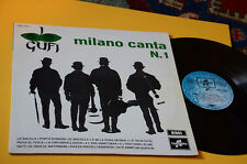I GUFI LP MILANO CANTA ORIG 1965 EX