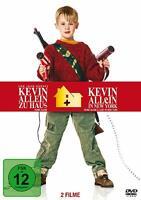 Kevin allein zu Haus / Kevin allein in New York DVD NEU