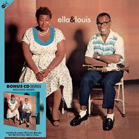 Fitzgerald, Ella & Armstrong, LouisElla & Louis + Bonus CD Digipack Containing