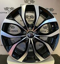 """Cerchi in lega Nissan Juke Qashqai x-Trail da 17"""" NUOVI OFFERTA SUPER TOP PREZZO"""