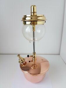 Tilley/Tilly Pressure Paraffin Oil Conversion Lamp Lantern - Model ML94 Copper