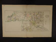 New York, Oneida County Map, 1907 City of Rome, Double Page R3#04