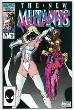 The New Mutants #39 (Marvel, 1986) – Emma Frost Hellions cover – NM-