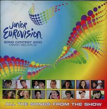 Junior Eurovision Song Contest 2010 Minsk - Belarus (CD)