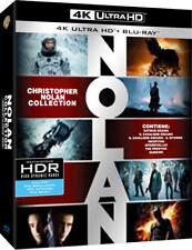 Christopher Nolan Collection (7 Blu-Ray 4K Ultra HD + 7 Blu-Ray + 5 DVD)