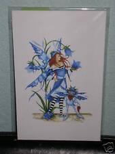 Amy Brown - Harebell - Mini Print - Very Rare