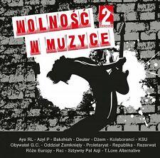 Wolnosc w muzyce 2  (CD) NEW