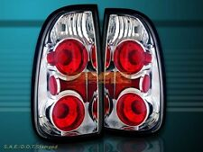 2000-2004 TOYOTA TUNDRA STANDARD / ACCESS CAB ALTEZZA TAIL LIGHTS CLEAR