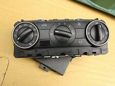 MERCEDES BENZ CLASSE A W169 Heater Control Panel (A1698301585)