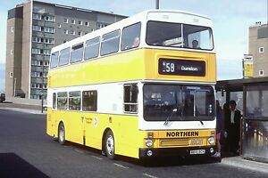 NORTHERN /TYNE AND WEAR TRANSPORT A618BCN 6x4 Quality Bus Photo