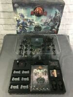 AT-43 Initiation Set - Operation Damocles - Rackham Games - New Open Box