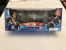 Classic DOCTOR WHO Sealed GENESIS OF THE DALEKS Action Figure Set 4th Doctor