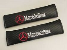 MERCEDES BENZ AMG DIAMLER  Car Shoulder Pads Seat Belt Cushion Pads