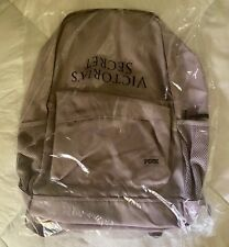 Nwt Victoria Secret Pink Classic Backpack - Dreamy Lilac