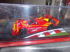 voiture miniature 1/43 IXO  FERRARI F 333 P 24h DE DAYTONA 98   MORETI/BALDI