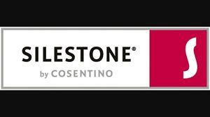 Silestone quartz kitchen worktops authorised stockist CREMA MINERVA CREAM