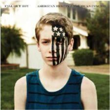 American Beauty / American Psycho - Fall Out Boy (2015, Vinyl NEUF)