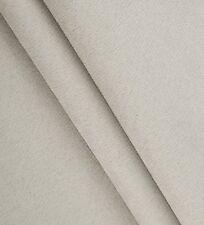 Mikrofaser Alicante Meterware 1lfm 148cm breit Polsterstoff Velours Hellgrau