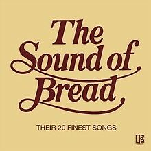 BREAD - The Sound Of Bread (Audio CD)  - BRAND NEW & SEALED - UK DESPATCH