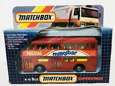 Autobús Matchbox K-15 BUS SUPERKINGS