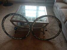 Easton EC90 SL Road Bicycle Wheelset 700c Diameter Carbon Fiber Tubular