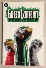 RARE GREEN LANTERN Fear Itself TP SC RON MARZ & BRAD PARKER DC Comics 1st 1999