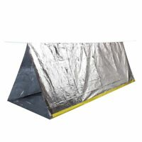 Relief Tents Outdoor thermal insulation Tent Travel Tent Camping Tent Refug P9X2