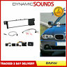 kENWOOD Car CD Stereo Single Din Fascia Fitting Kit For BMW 3 Series E46