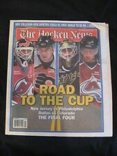 the hockey news may 2000