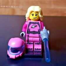 Lego Minifigures - Series 6 - Intergalactic Girl Authentic Collectible Minifig