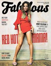Fabulous Magazine  Binky Felstead  30/7/2017 New And Bagged