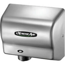 AMERICAN DRYER EXTREMEAIR EXT UNHEATED HAND DRYER, 100-240V STAINLESS STEEL