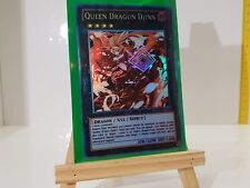 Yugioh Orica Queen dragun Djinn dioses Holo Custom Yu-Gi-Oh! look sexy