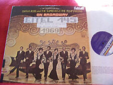 Diana Ross and the Supremes & the Temptations - On Broadway   US  LP im FOC